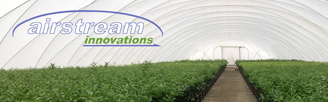 Airstream Innovations Greenhouses