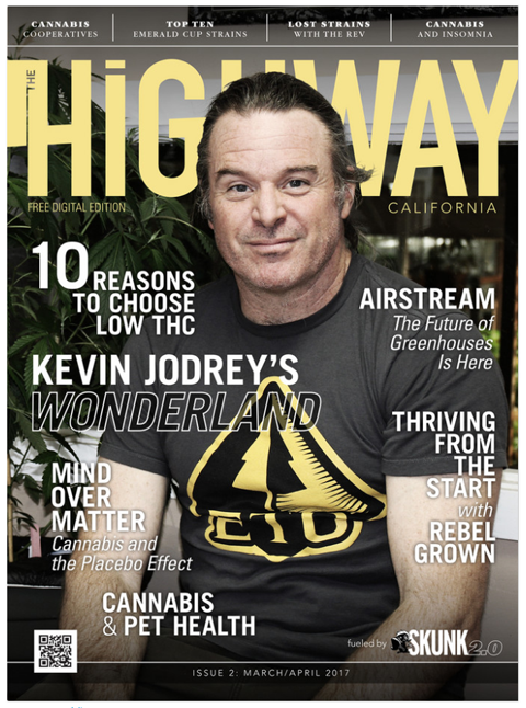 California Highway Magazaine